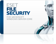 ESET File Security for Microsoft Windows Server Core