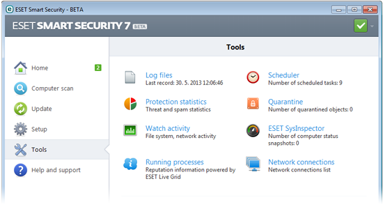 ESET Smart Security 7 Beta