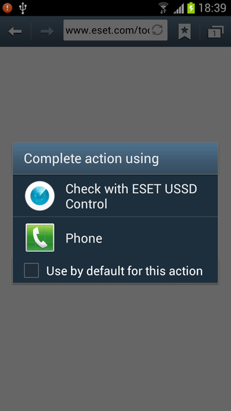 ESET Releases ESET USSD Control on Google Play to Prevent Dangerous Android USSD Vulnerability