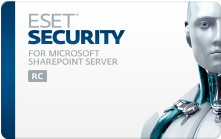 ESET Security for Microsoft SharePoint Server Release Candidate