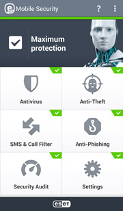 ESET Mobile Security for Android BETA